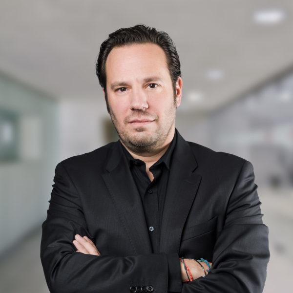 Manuel P. Nappo, Leiter Center for Digital Business
